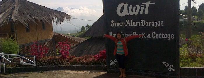 Awit Sinar Alam Drajat, Garut is one of Awit Sinar Alam Drajat, Garut.