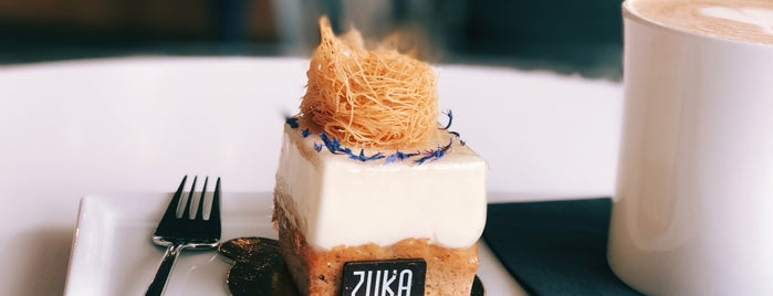 ZUKA is one of Things to make and do.