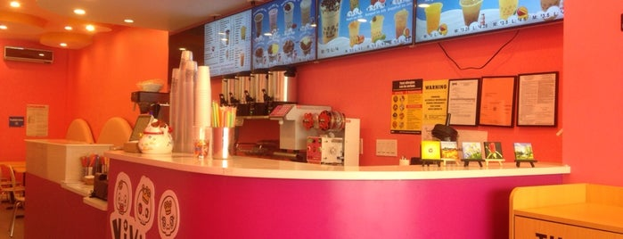 Vivi Bubble Tea is one of GREENPOINT!.