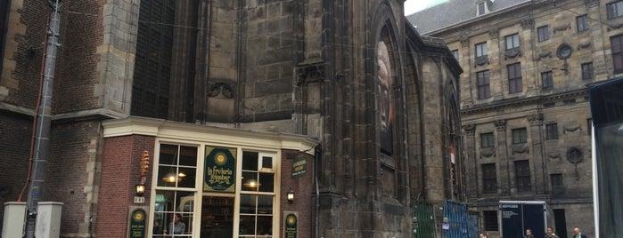 La Fruteria is one of Amsterdam.