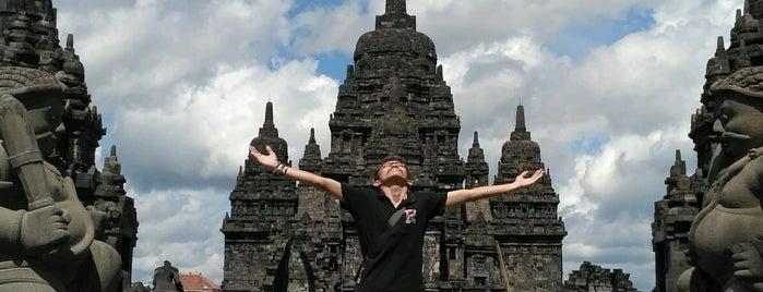 Candi Sewu is one of YOGYAKARTA.