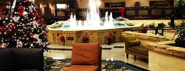 Radisson Hotel Fort Worth North-Fossil Creek is one of Hotels.