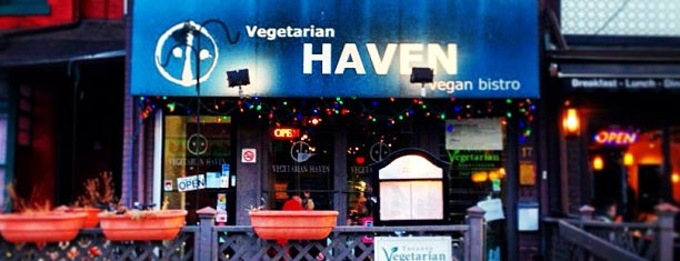 Vegetarian Haven is one of The 15 Best Places for a Healthy Food in Toronto.