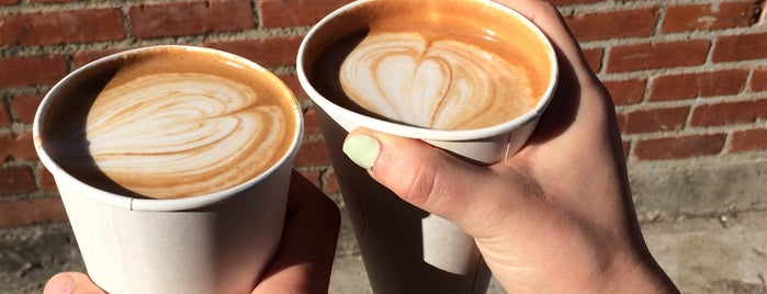 Handlebar Coffee is one of Travel Guide to Santa Barbara.