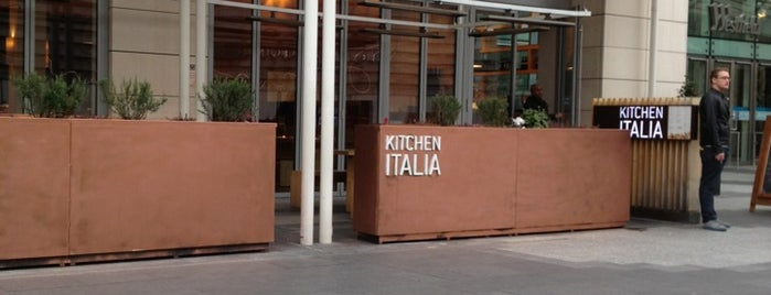 Kitchen Italia is one of グルメ.