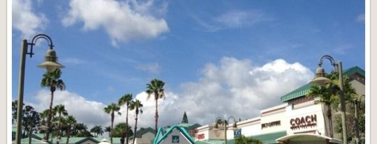 Waikele Premium Outlets is one of Favorites - Stores.