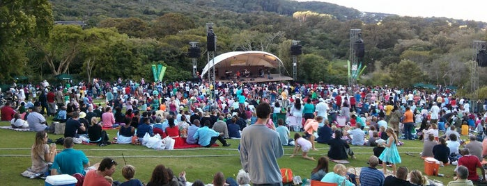 Kirstenbosch Botanical Gardens is one of Travel Guide to Cape Town.