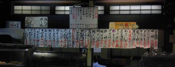 加一 is one of 酒場放浪記 #2.
