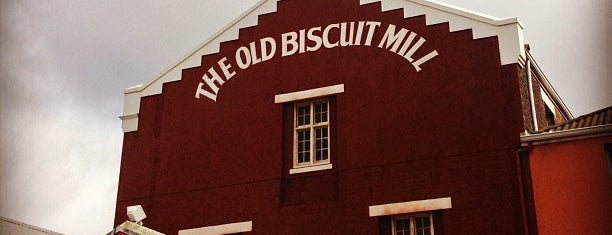 The Old Biscuit Mill is one of Mangiare.