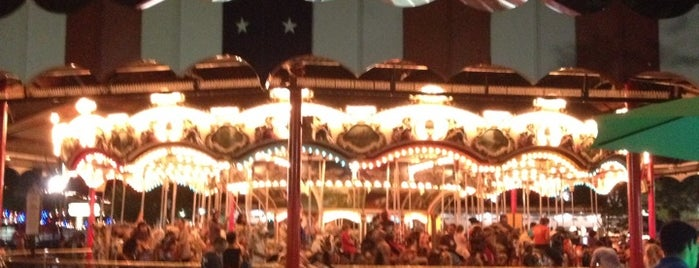 Carousel is one of Favorite Arts & Entertainment.