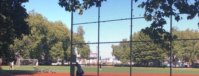 Georgetown Playfield is one of Seattle's 400+ Parks [Part 1].