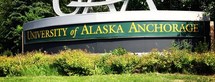 University Of Alaska Anchorage is one of Anchorage, AK.