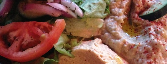 Zayna Mediterranean is one of The 15 Best Places for French Fries in Tucson.