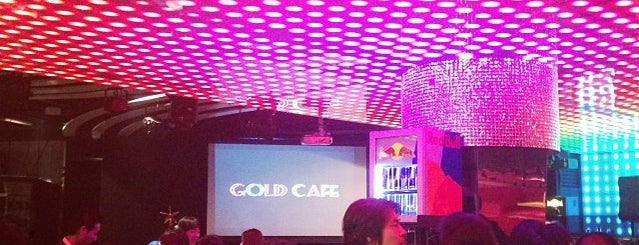 Gold Cafe is one of Clubs/Dances/Music Spots.