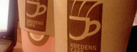 KREDENS CAFE is one of Kredens Cafe.