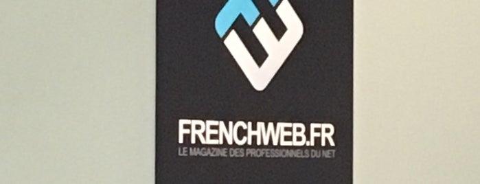 Frenchweb HQ is one of Bureaux à Paris.