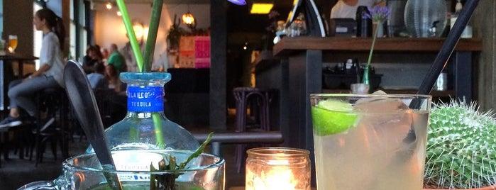 Hendrix Bar & Restaurant is one of Amsterdam koffie/lunch.