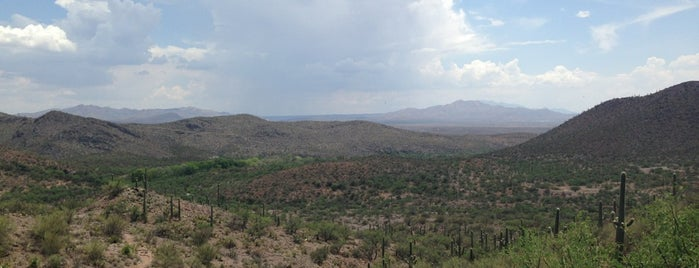 Colossal Cave Mountain Park is one of Tucson.