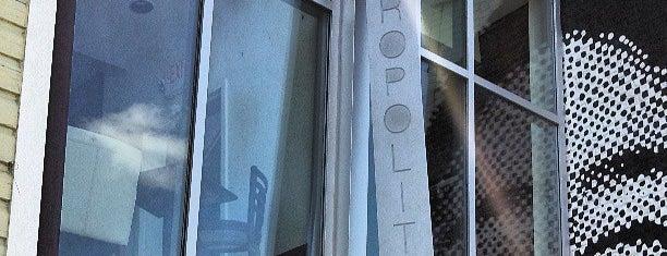 Metropolitan Kitchen & Lounge is one of annapolis.