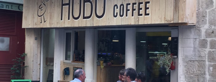 Hobo Coffee is one of Cote d'Azur.
