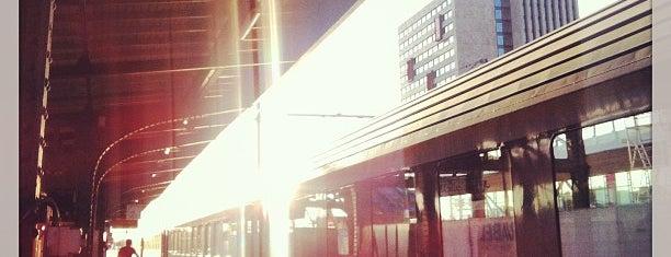 Gare de Gand-Saint-Pierre is one of Student van UGent.