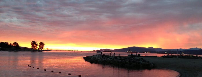 Sunset Beach is one of Vancouver to do list.