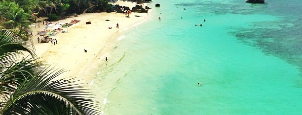 Diniwid Beach is one of Phillipines recommendations.