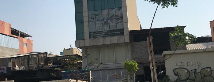 Buluş İsg Eğitim Merkezi is one of Yerler - Antalya.