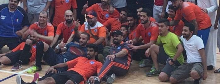نادي الكويت الرياضي is one of Favorite List.