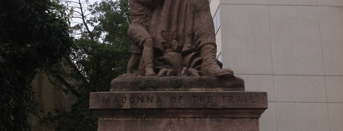 Madonna Of The Trails Statue is one of Days Of Yore: Montgomery County, MD.