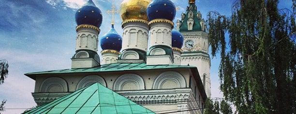 Храм Благовещения Пресвятой Богородицы is one of Что посмотреть в Туле.