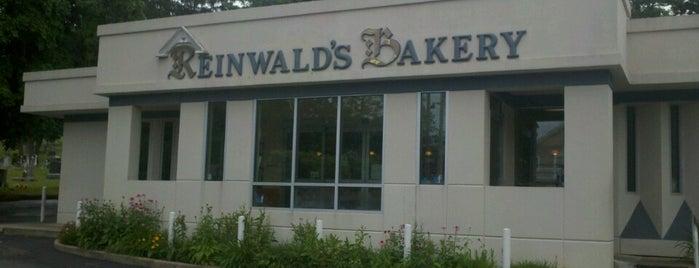 Reinwald's Bakery is one of Long Island.