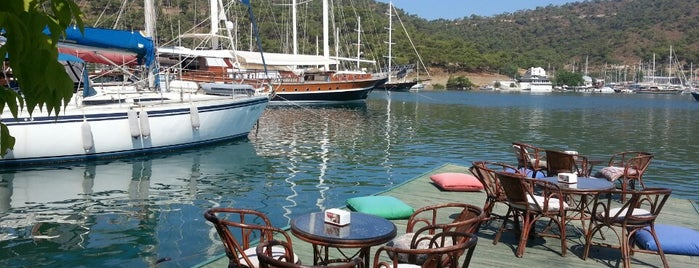 Deniz Cafe is one of Best places in Fethiye.