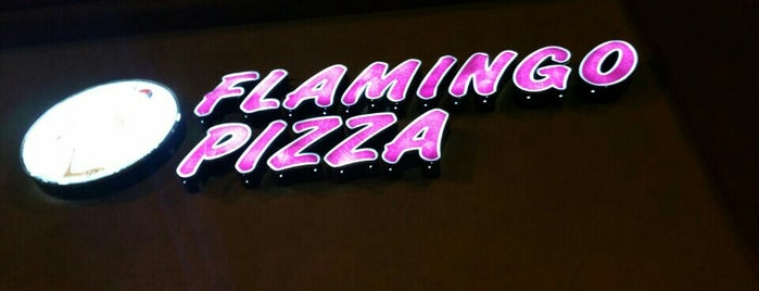 Flamingo Pizza is one of Restaurants Near Mischief MAnor.
