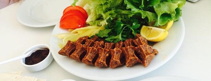 Komagene Etsiz Çig Köfte is one of Restaurants in Baku (my suggestions).