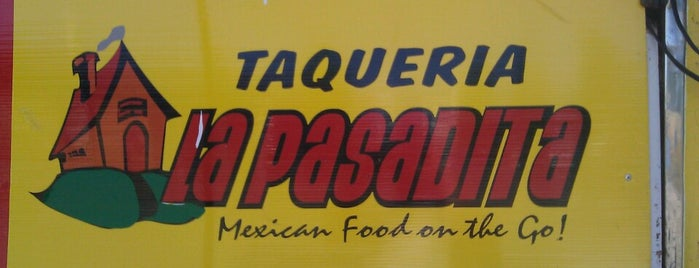 Taqueria La Pasadita is one of Rob's Seattle best 10 under $10.
