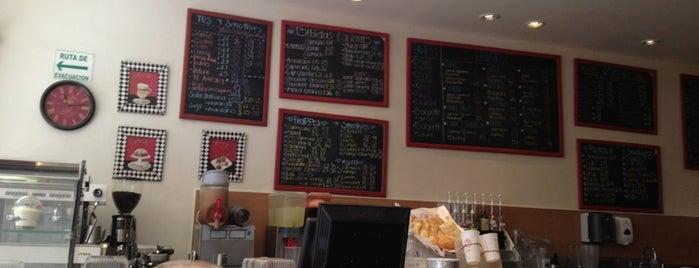 Restaurantes de San luis