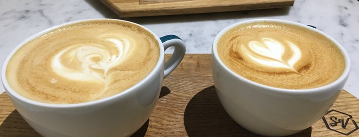 Small Victory Bakery is one of World Coffee Places.