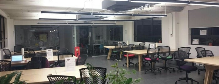 TechHub is one of good to know in london.