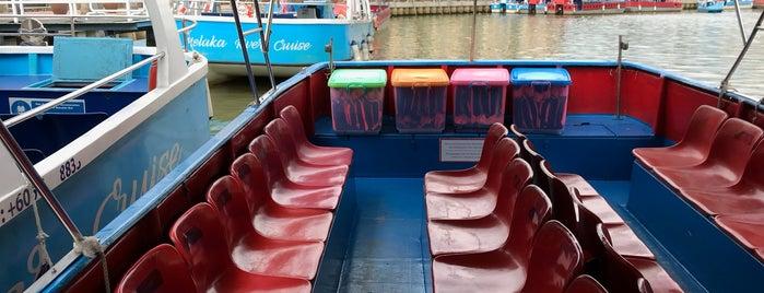 Melaka River Cruise is one of Melaka.