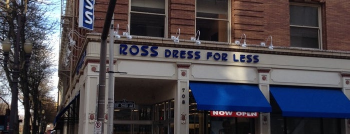 Ross Dress for Less is one of Things To Do in #PDX.