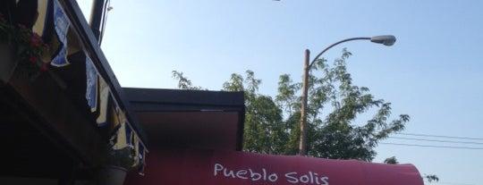 Pueblo Solis is one of South Saint Louis restaurants.