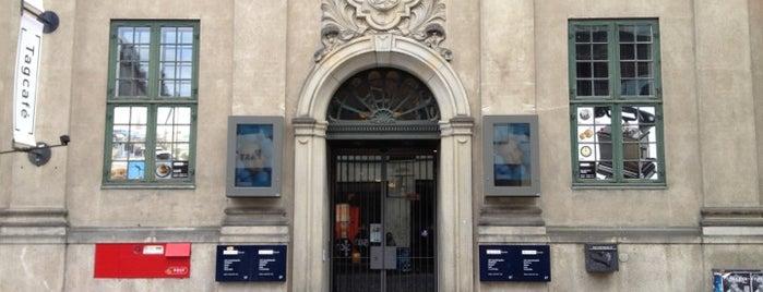 Post & Tele Museum is one of Copenhagen.