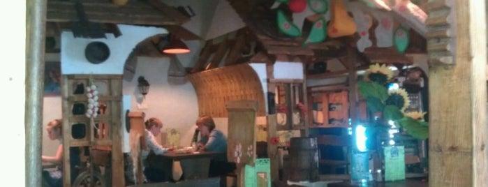 Пан Халявський is one of Бари, ресторани, кафе Рівне.
