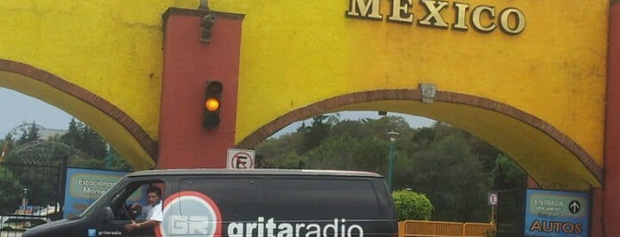 Six Flags México is one of Algunos lugares....