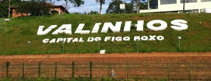 Terminal Rodoviário de Valinhos is one of Lugares que vou sempre..