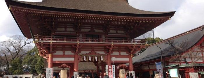 津島神社 is one of 神社.