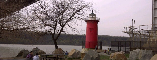 Little Red Lighthouse is one of Places to visit NYC 2013.