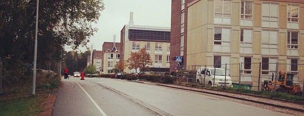 Universitetsbyggnader Uppsala