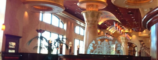The Cheesecake Factory is one of Louisville , KY.